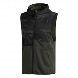 Adidas FreeLift Climaheat Camo Vest Férfi Mellény (Zöld) DX9421