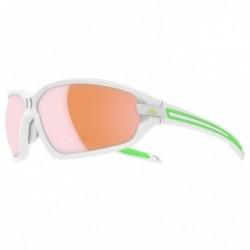 Adidas Evil Eye Evo S Napszemüveg (Fehér-Zöld) A419/00/6052 B20445