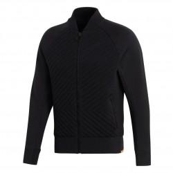 Adidas VRCT Primeknit Hybrid Jacket Férfi Felső (Fekete) DZ0415