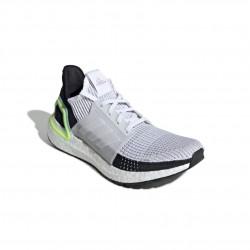 Adidas UltraBOOST 19 Férfi Futó Cipő (Fehér-Fekete) EF1344