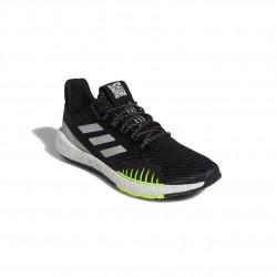 Adidas PulseBOOST HD Winter Férfi Téli Futó Cipő (Fekete-Zöld) EF8904