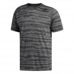 Adidas FreeLift Engineered Heather Tee Férfi Póló (Fekete) DU1362