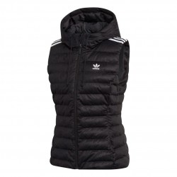 Adidas Originals Monogram Slim Vest Női Mellény (Fekete-Fehér) ED4737