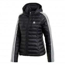Adidas Originals Slim Jacket Női Kabát (Fekete-Fehér) ED4784