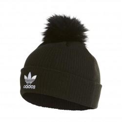 Adidas Originals Faux Fur Pompom Női Sapka (Fekete-Fehér) ED4723