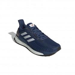 Adidas Solar BOOST 19 Férfi Futó Cipő (Kék-Fehér) EE4324