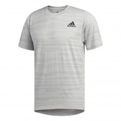 Adidas FreeLift Engineered Heather Tee Férfi Póló (Szürke) EB8007