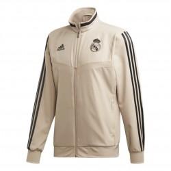 Adidas Real Madrid Presentation Jacket Férfi Felső (Arany-Fekete) EI7473