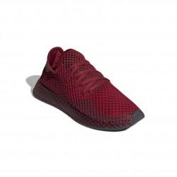 Adidas Originals Deerupt Runner Férfi Cipő (Bordó-Fekete) EE5681