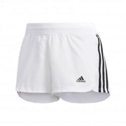 Adidas 3 Stripes Woven Shorts Női Short (Fehér-Fekete) DU3508