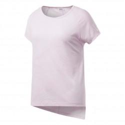 Reebok Burnout Tee Női Póló (Rózsaszín) FK7057