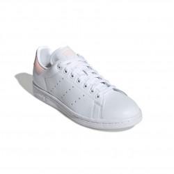 Adidas Originals Stan Smith Női Cipő (Fehér-Rózsaszín) EE5865