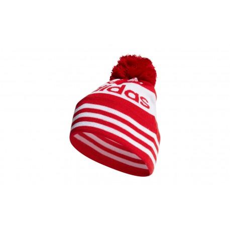 Adidas Originals Adicolor Pompom Sapka (Piros-Fehér) ED8763