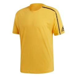Adidas M ZNE Tee Férfi Póló (Sárga) DX7642