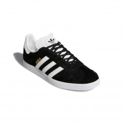 Adidas Originals Gazelle Férfi Cipő (Fekete-Fehér) BB5476