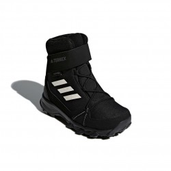 Adidas Terrex Snow CF Lány Gyerek Bakancs (Fekete-Fehér) S80885