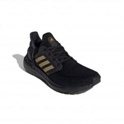 Adidas UltraBOOST 20 Férfi Futó Cipő (Fekete-Arany) FW4322