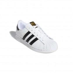 Adidas Originals Superstar C Gyerek Cipő (Fehér-Fekete) FU7714