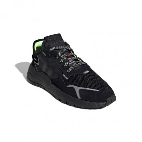 Adidas Originals Cipő Vásárlás , Nite Jogger Férfi Fekete