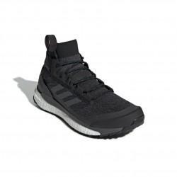 Adidas Terrex Free Hiker Hiking Férfi Túra Cipő (Fekete-Szürke) D97203