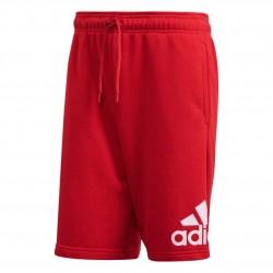 Adidas Must Haves Badge Of Sport Shorts Férfi Short (Piros-Fehér) FR7107