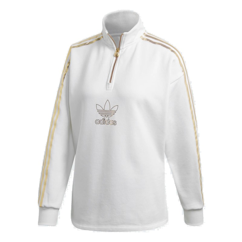 Adidas Originals SST TT 2.0 Női Felső (Fehér Arany) GK1716