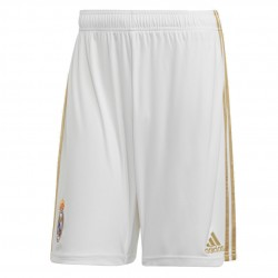 Adidas Real Madrid Home Shorts Férfi Short (Fehér-Arany) DW4440