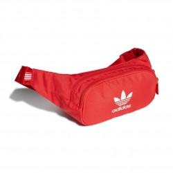 Adidas Originals Essential Crossbody Övtáska (Piros-Fehér) FL9657