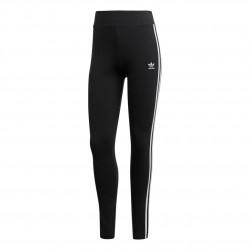 Adidas Originals Adicolor 3 Stripes Leggings Női Leggings (Fekete-Fehér) FM3287