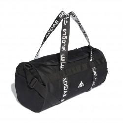 Adidas 4ATHLTS Duffle Bag Sporttáska (Fekete-Fehér) FJ9353