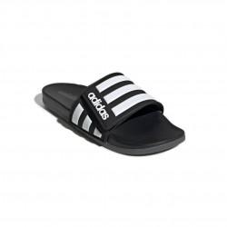 Adidas Adilette Comfort ADJ Férfi Papucs (Fekete-Fehér) EG1344