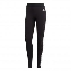 Adidas High Rise Graphic Tights Női Nadrág (Fekete-Fehér) FI4757