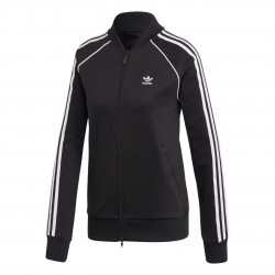 Adidas Originals SST Track Jacket Női Felső (Fekete-Fehér) FM3288