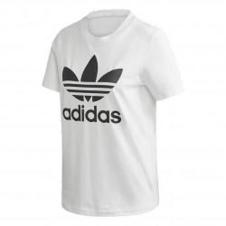 Adidas Originals Trefoil Tee Női Póló (Fehér-Fekete) FM3306