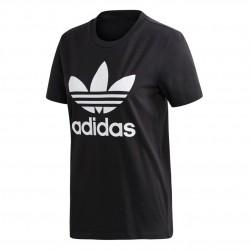 Adidas Originals Trefoil Tee Női Póló (Fekete-Fehér) FM3311