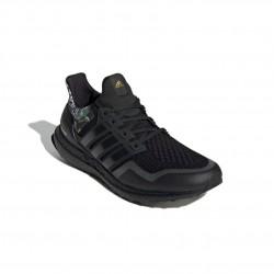 Adidas UltraBOOST DNA Férfi Futó Cipő (Fekete-Színes) FW4324