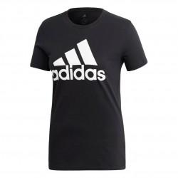 Adidas MH Badge Of Sport Tee Női Póló (Fekete-Fehér) FQ3237
