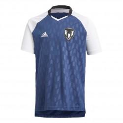 Adidas YB Messi Ion Jersey Fiú Gyerek Póló (Kék-Fehér) FM1725