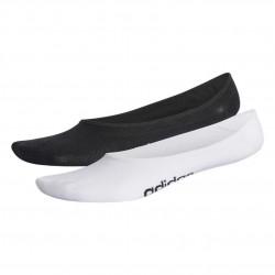 Adidas Medias Invisibles CB 2PP 2 Páras Titokzokni (Fekete-Fehér) CV4386