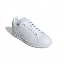 Adidas Originals Stan Smith W Női Cipő (Fehér-Zöld) EF6876