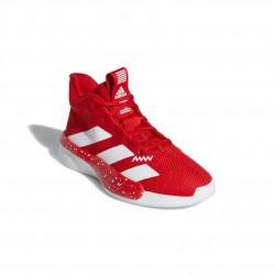 Adidas Pro Next 2019 K Gyerek Kosárlabda Cipő (Piros-Fehér) EF9811