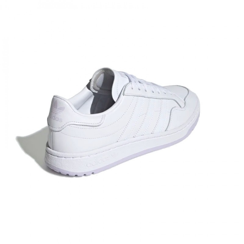 Adidas Originals Team Court W Női Cipő (Fehér Halványlila