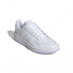 Adidas Originals Team Court W Női Cipő (Fehér) EG9825