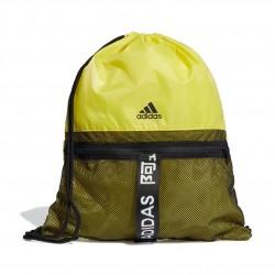 Adidas 4ATHLTS Gym Bag Tornazsák (Sárga-Fekete) FI7961