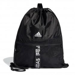 Adidas 4ATHLTS Gym Bag Tornazsák (Fekete-Fehér) FJ4446