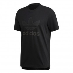 Adidas Originals Warm Up Tee Férfi Póló (Fekete) GK0655