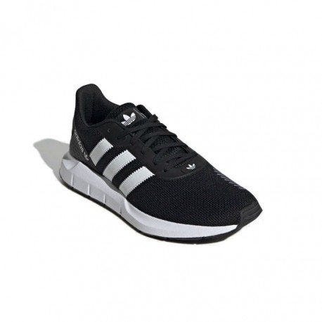 Adidas Originals Swift Run RF Férfi Cipő (Fekete Fehér) FV5361