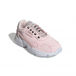 Adidas Originals Falcon W Női Cipő (Rózsaszín-Fehér) FV4660