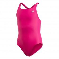 Adidas Solid Fitness Swimsuit Lány Gyerek Úszó Dressz (Pink) FL8665