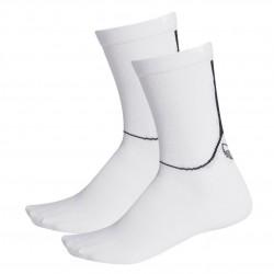 Adidas Originals Sport Crew Socks 2PP 2 Páras Zokni (Fehér-Fekete) FM0715